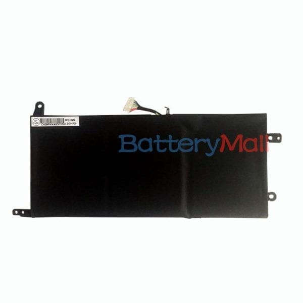 Genuine laptop battery for ClEVO SAGER NP8677