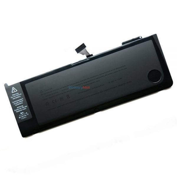 Genuine laptop battery for APPLE MacBook Pro 15 A1286 Mid 2012
