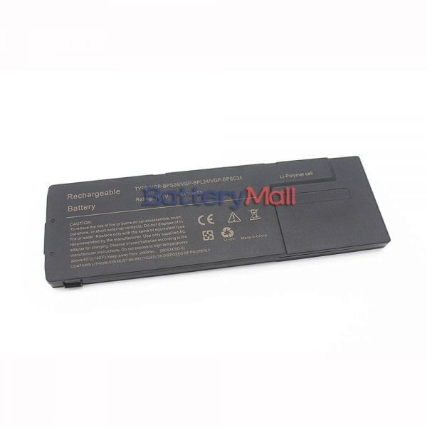 Replacement laptop battery for SONY VGP-BPS24
