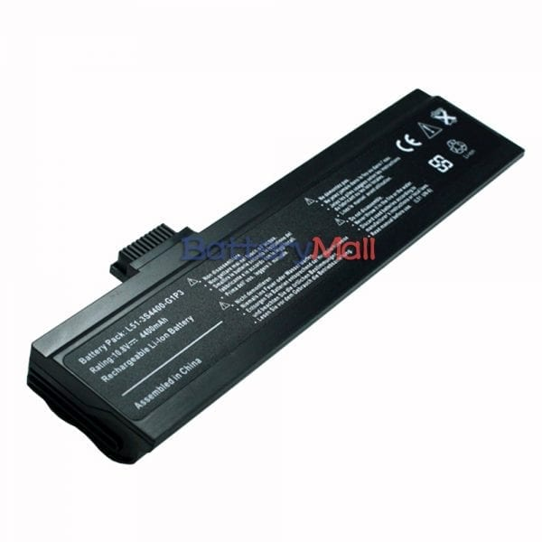 Replacement laptop battery for HASEE L51RIx
