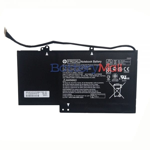 Genuine laptop battery for HP SLATE ALL-IN-ONE 17-L010