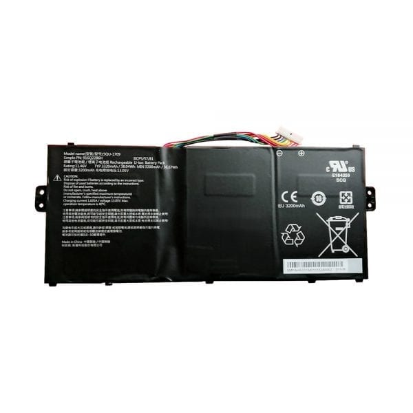 Genuine laptop battery for Hasee SQU-1709,916Q2286H