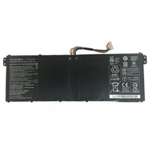 Genuine laptop battery for ACER AC14B17J