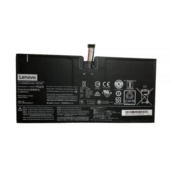 Genuine laptop battery for LENOVO IdeaPad Miix 720,Miix 720-12IKB,MIIX5 Pro