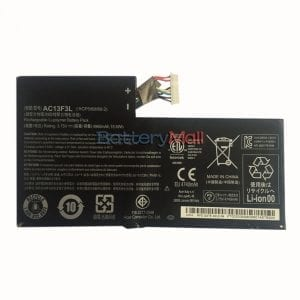 Genuine Tablet battery for ACER Iconia Tab W4-820P