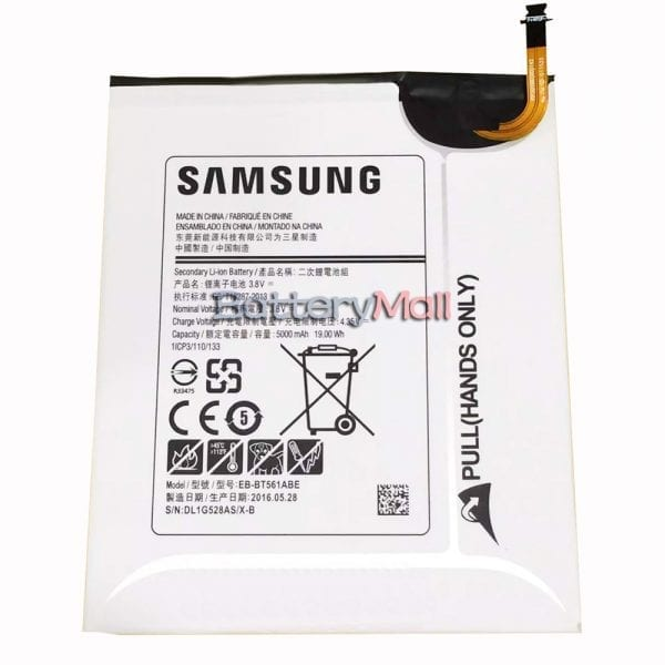 Genuine Tablet battery for SAMSUNG SM-T560,SM-T561,SM-T565,SM-T567V