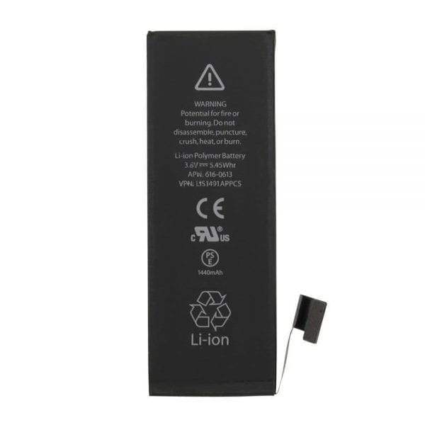 Genuine cell phone battery 616-0613 for iphone 5
