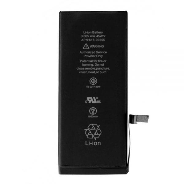 Genuine cell phone battery 616-00255 for iphone 7