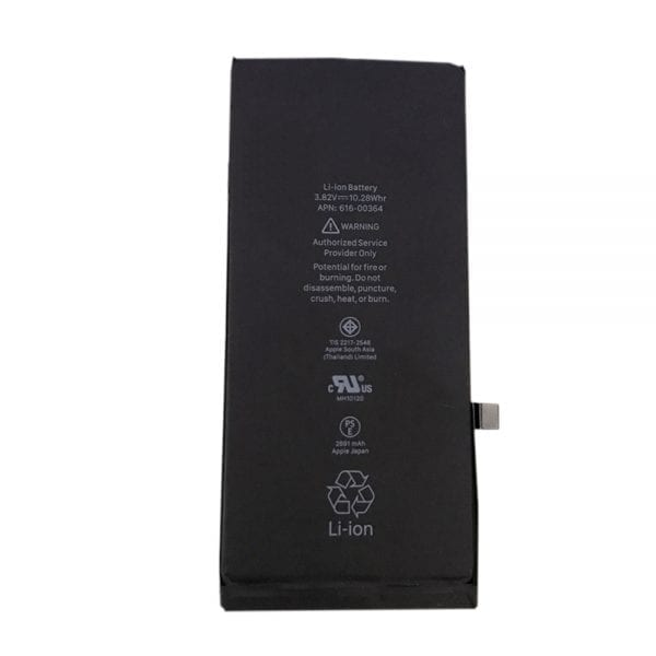 Genuine cell phone battery 616-00364 for iphone 8 plus