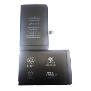 Genuine cell phone battery 616-00346,616-00347 for iphoneX