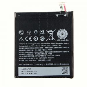 Genuine cell phone battery B2PS5100 for HTC One X9,One X9U,Desire 10 Pro,D10W