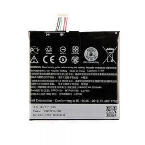 Genuine cell phone battery B2PQ9100 for HTC One A9,One A9W