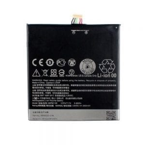 Genuine cell phone battery B0P9C100 for HTC Desire 816