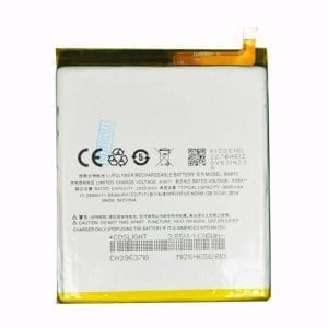 Genuine cell phone battery BA612 for MEIZU Noblue 5S