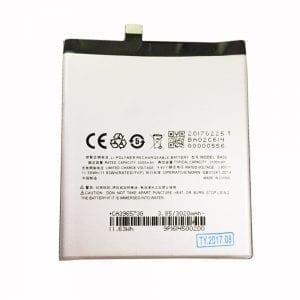 Genuine cell phone battery BA02 for MEIZU Noblue E1