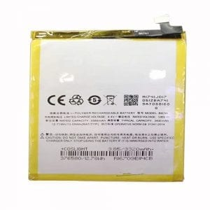 Genuine cell phone battery BA741 for MEIZU Noblue E2