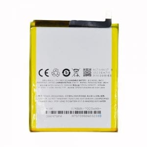 Genuine cell phone battery BA711 for MEIZU Noblue 6
