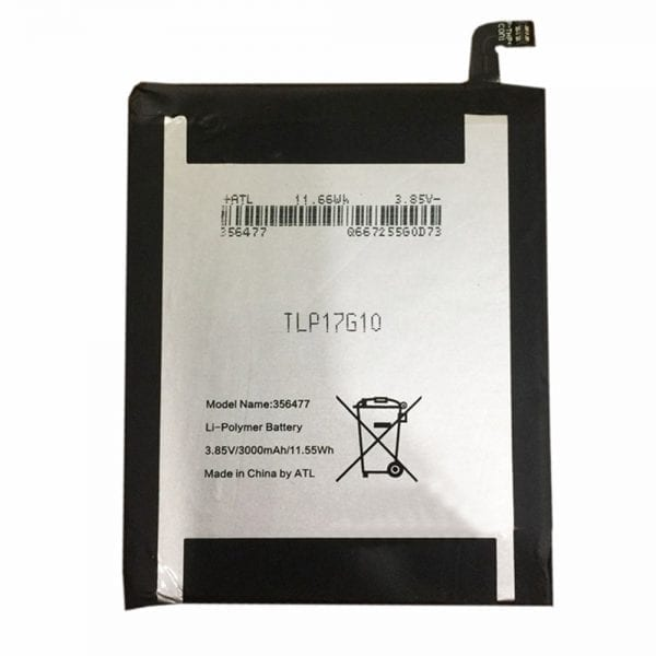 Genuine cell phone battery 356477 for SUGAR S9,F9