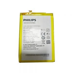 Genuine cell phone battery AB3900AWMC for PHILIPS X818