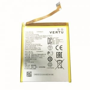Genuine cell phone battery VBL-02 for VERTU