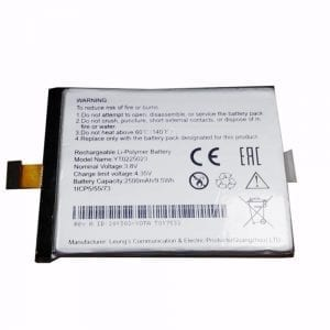Genuine cell phone battery YT0225023 for YotaPhone 2
