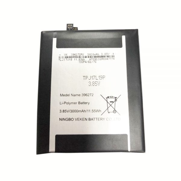 Genuine cell phone battery 396272 for Wiko Upulse