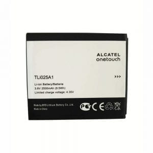 Genuine cell phone battery TLi025A1 for Alcatel onetouch POP 4