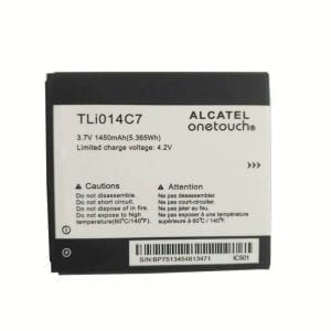 Genuine cell phone battery TLi014C7 for Alcatel onetouch OT4024
