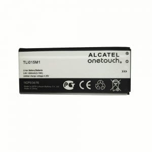Genuine cell phone battery TLi015M1 for Alcatel onetouch Pixi 4,OT4034,VFD300