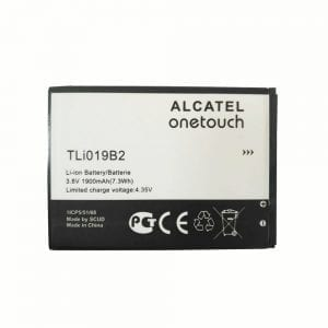 Genuine cell phone battery TLi019B2 for Alcatel onetouch OT991,992D,916D,6010