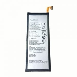 Genuine cell phone battery TLP026E2 for Alcatel