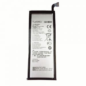 Genuine cell phone battery TLP026EJ for Alcatel