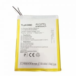 Genuine cell phone battery TLP028BC for Alcatel tab pixe 3
