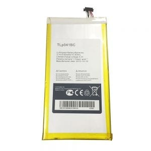 Genuine cell phone battery TLP041BC for Alcatel OneTouch EVO 7 HD,E710