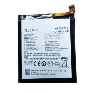 Genuine cell phone battery TLP030F2 for Alcatel
