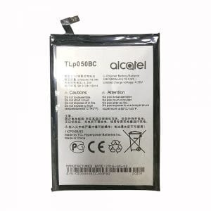 Genuine cell phone battery TLP050BC for Alcatel