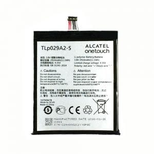 Genuine cell phone battery TLP029A2-S for Alcatel onetouch IDOL 3 5.5