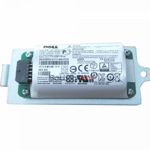 Genuine battery for DELL MD3820F