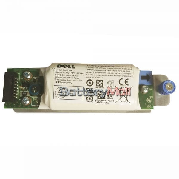 Genuine battery for DELL MD3200/3220/3200I
