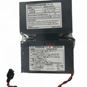 Genuine battery for OMRON UPSBXB50F,BXB50FW