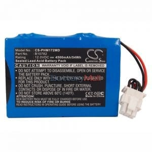 Genuine battery for HP PHILIPS MEDICAL CODEMASTER,M1722A,M1723A