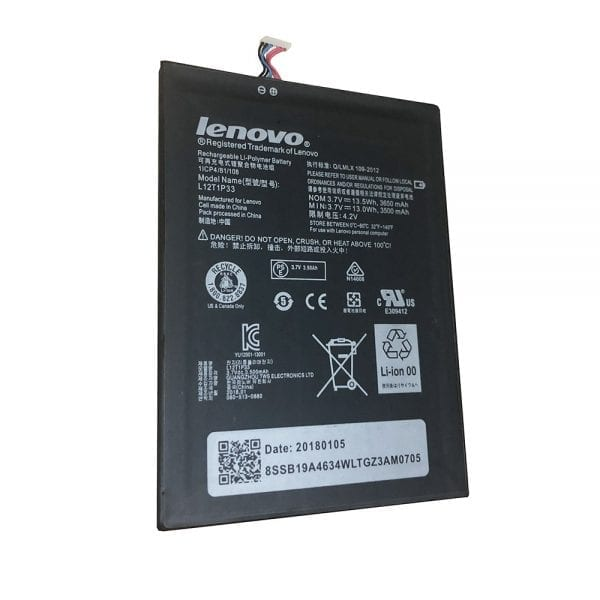 Genuine Tablet battery for LENOVO A1000 A1010-T A3000-H A3300 A5000