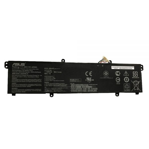 Genuine laptop battery for ASUS X421E X421F X421J