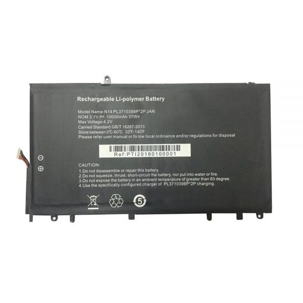 Genuine laptop battery for Haier S14 N14,Chuwi Lapbook 15.6