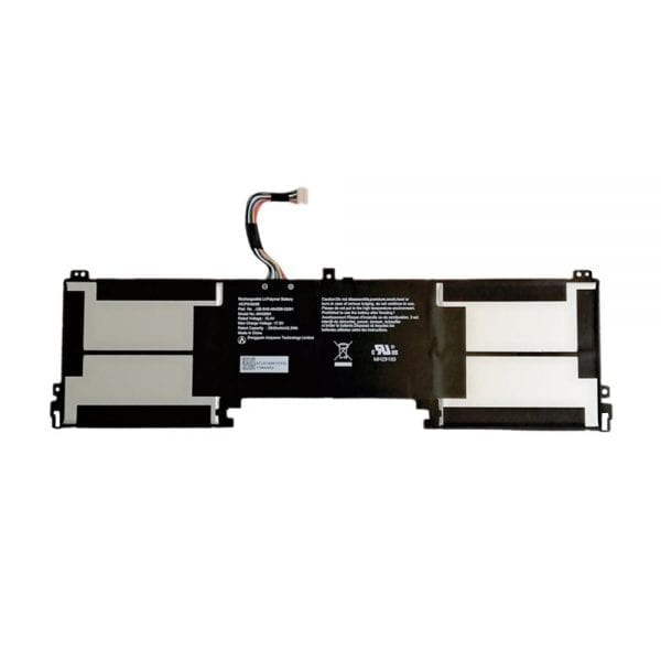 Genuine laptop battery for SAGER 494088N,GB-S40-494088-020H