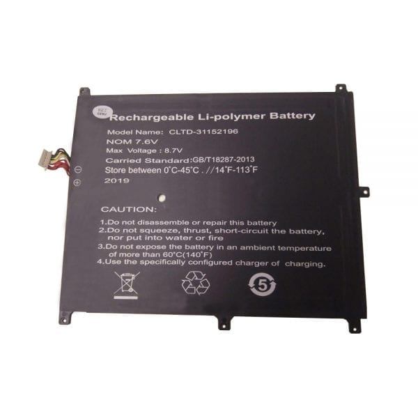 Genuine laptop battery for CHUWI LapBook Pro 2