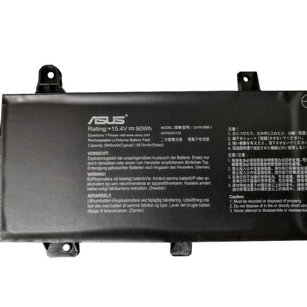 Genuine laptop battery for ASUS TUF Gaming A17