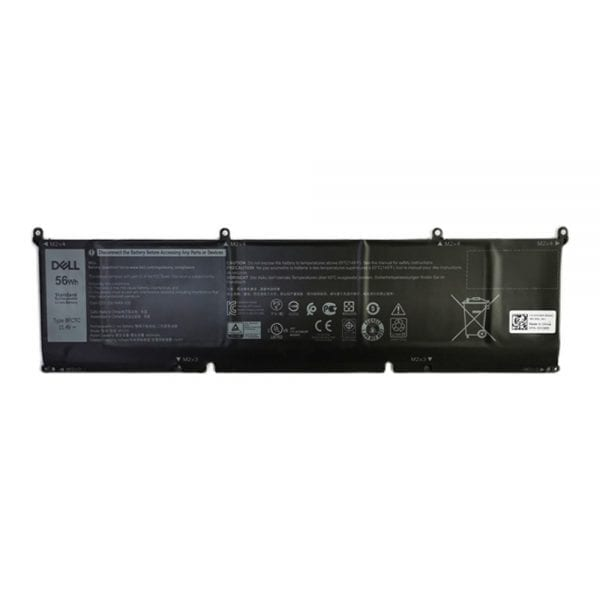 Genuine laptop battery for DELL XPS 15 9500, XPS 15-9500-R1505S, XPS 15-9500-R1845S, XPS 15-9500-R1845TS, XPS 15-9500-R1945TS