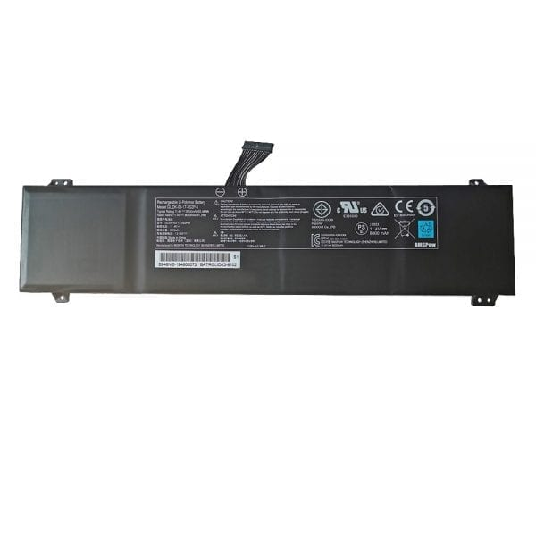 Genuine laptop battery for GETAC GLIDK-03-17-3S2P-0